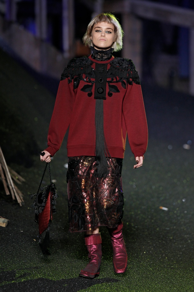 SS14 MARC JACOBS DETAILS NEW YORK 09/12/2013