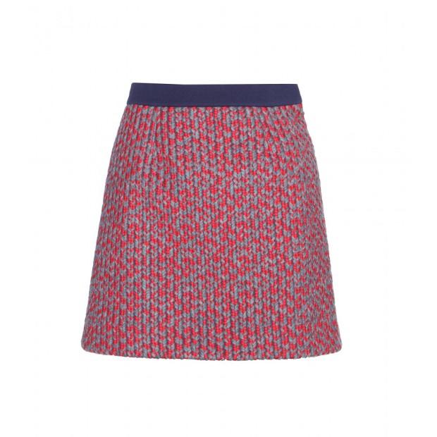 Balenciaga knit skirt
